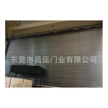 中新铝合金卷闸门|铝合金车库门|铝合金遥控门铝合金卷帘门