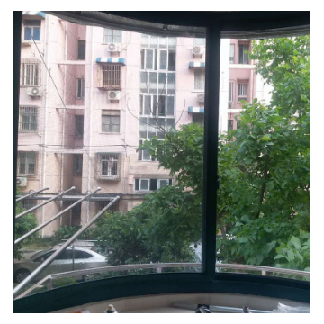 厂家直销推拉窗新型高档铝断桥平开窗圆弧形铝合金隔音隔热窗