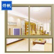 厂家直销铝合金门窗异形伸缩门金刚网隐形纱窗铝材五金品牌可选