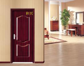 室内套装门隔音实木复合门