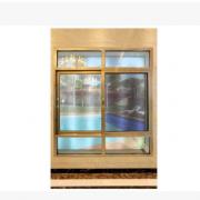 佛山厂家直销 定制批发凤铝80系列推拉窗 凤铝铝材铝合金门窗