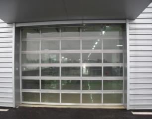 <生产厂家>销售各类4S店及公安消防专用 遥控工业透视门,质量保证