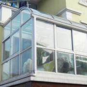 供应昆山铝合金阳光房 别墅玻璃房 阳光房价格 国洋门窗