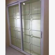 铝合金平开门、卫浴门、阳台吊趟门、厨房推拉门 推拉门