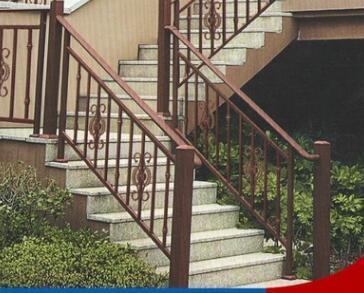 镀锌楼梯扶手不锈钢楼梯护栏镀锌优质产品室内室外楼梯扶手耐用