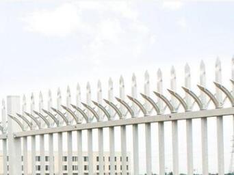 优质护栏隔离栏铁艺围栏锌钢护栏单位工地护栏耐用坚固可加工定制