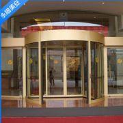 专业出售 酒店豪华型旋转门 A级多向旋转门