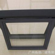 厂家直供 高品质 高质量铝合金门窗 铝合金窗 上悬窗配套外框窗