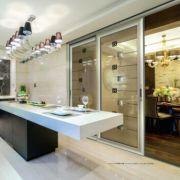 实惠重型推拉门系列 铝门推拉门 阳台厨房款推拉门 佛山供应厂家