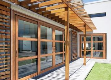 木纹重型推拉门系列 铝门推拉门 阳台厨房款推拉门 佛山供应厂家