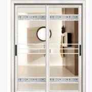 飞泰铝合金门吊趟门推拉门阳台门浴室推拉玻璃门