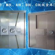 广州博物馆专用防水金库门供应