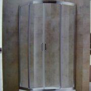 厂家热销淋浴房移门 新潮304不锈钢推拉式浴室隔断 简易淋浴掩门