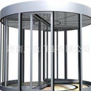 厂家供应自动旋转门 三翼自动旋转门 酒店商场专用旋转门