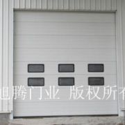 济南工业提升门 滑升门厂家