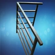 加工锌钢院墙防护栏杆 小区热镀锌护栏 工厂直销小区阳台护栏