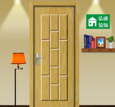 【专业定制】实木复合门 实木烤漆门批发 室内实木门促销xs-8012