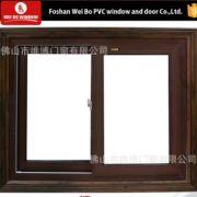 佛山工厂直销塑钢窗,upvc/pvc 推拉窗,通体型材门窗,颜色多样