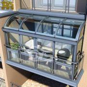 欧雅斯 铝合金阳光房别墅封阳台钢化玻璃屋花园遮阳隔热露台设计