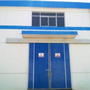 西安厂家生产工业厂房推拉门 高档工业推拉门 防火工业推拉门