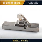 厂家直销移门锁 SX-50型栅栏移门锁 铁拉闸门锁 拉伸铁闸门锁