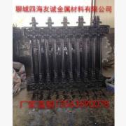 别墅铸铁围墙厂房铁艺护栏
