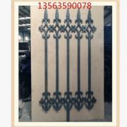 安徽阜阳厂家直销铸铁护栏 铸铁围墙 别墅铁艺护栏 铸铁围栏