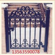 江苏 泰州直销高端别墅铸铁大门