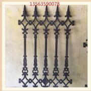 江苏泰州直销新款铸铁护栏 铸铁围墙 学校围墙 铁艺栅栏