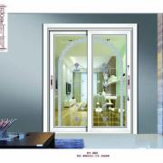 阳台门 玻璃门 重型玻璃推拉门