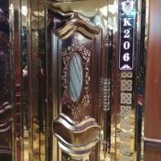 销欧式KTV包厢门定制加工不锈钢隔音门夜店酒吧防火弹簧门
