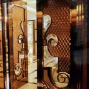 直销欧式KTV包厢门定制加工不锈钢隔音门夜店酒吧防火弹簧门