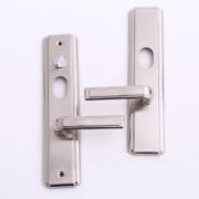 新款欧歌时尚执手锁不锈钢大门锁具安全防盗锁配件现货厂家直销