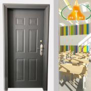 佛山威固厂家专业生产学校铁门钢质复合门出口铁门宿舍专用门