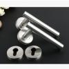 广州画宇品牌304不锈钢执手锁室内实木门锁 卧室静音机械门锁厂家