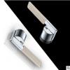 美式分体锌合金室内实木门锁 卧室房门锁执手锁 现代静音磁吸锁具