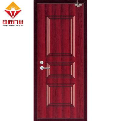 防火门厂价格供应 乙级钢框木质防火门 双开木质隔热防火复合门
