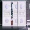 厂家直销 欧迪盟 模压推拉门 卧室衣柜门 图案柜门