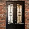 铸铁大门 铁艺大门 入户门 锻造大门 欧式 铁艺大门 厂家直销