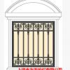 厂家批发定制铝艺防护防盗窗 中式复古 铝艺窗花低价直销