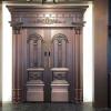 厂家直销真铜门铜制安全门有现货支持定制多款式可定做客厅大门