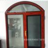 爱家斯特定制108系列断桥铝门窗窗纱一体平开窗阳光房