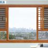 南昌十大品牌门窗 斯卡特断桥铝门窗 60隔热平开窗定制