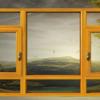 斯卡特断桥铝门窗 铝合金门窗封阳台