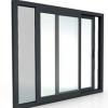 金昌 厂家直销 专业定制 断桥铝合金窗耐火 推拉窗