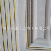 厂家定制直销 橡木木饰面成品实木护墙板木饰面 墙裙木饰面护墙板