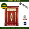 嘉盛 实木复合门|实木工艺门-豪华工艺玻璃 JS-1005