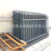 青岛黄岛区定制成品铁艺栏杆热镀锌管铁艺花焊接护栏别墅小区围墙