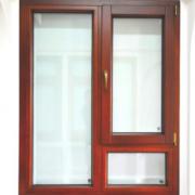 **铝包木门窗 **节能隔音窗 欧式铝包木 木包铝 纯实木门窗