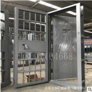 监狱监室门 多点式平移门 看守所电动平移门 囚室放风门
